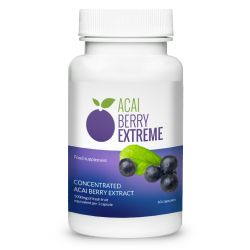 Acai Berry Extreme – Acai Beere in der extremen Dosis!