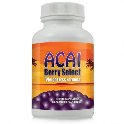 Acai Berry Select - Abnehmtabletten