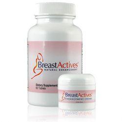 Breast Actives - zur Bruststraffung und Brustvergrösserung