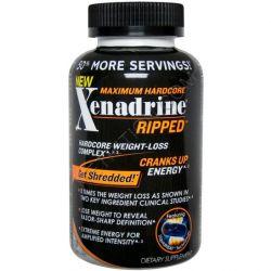 Xenadrine ist ein Hardcore-Komplex zur Gewichtsreduktion