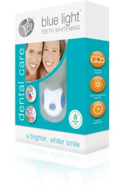 Rio Blue Light Teeth Whitening Box