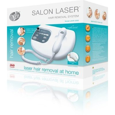 Rio Laser Hair Remover Packung